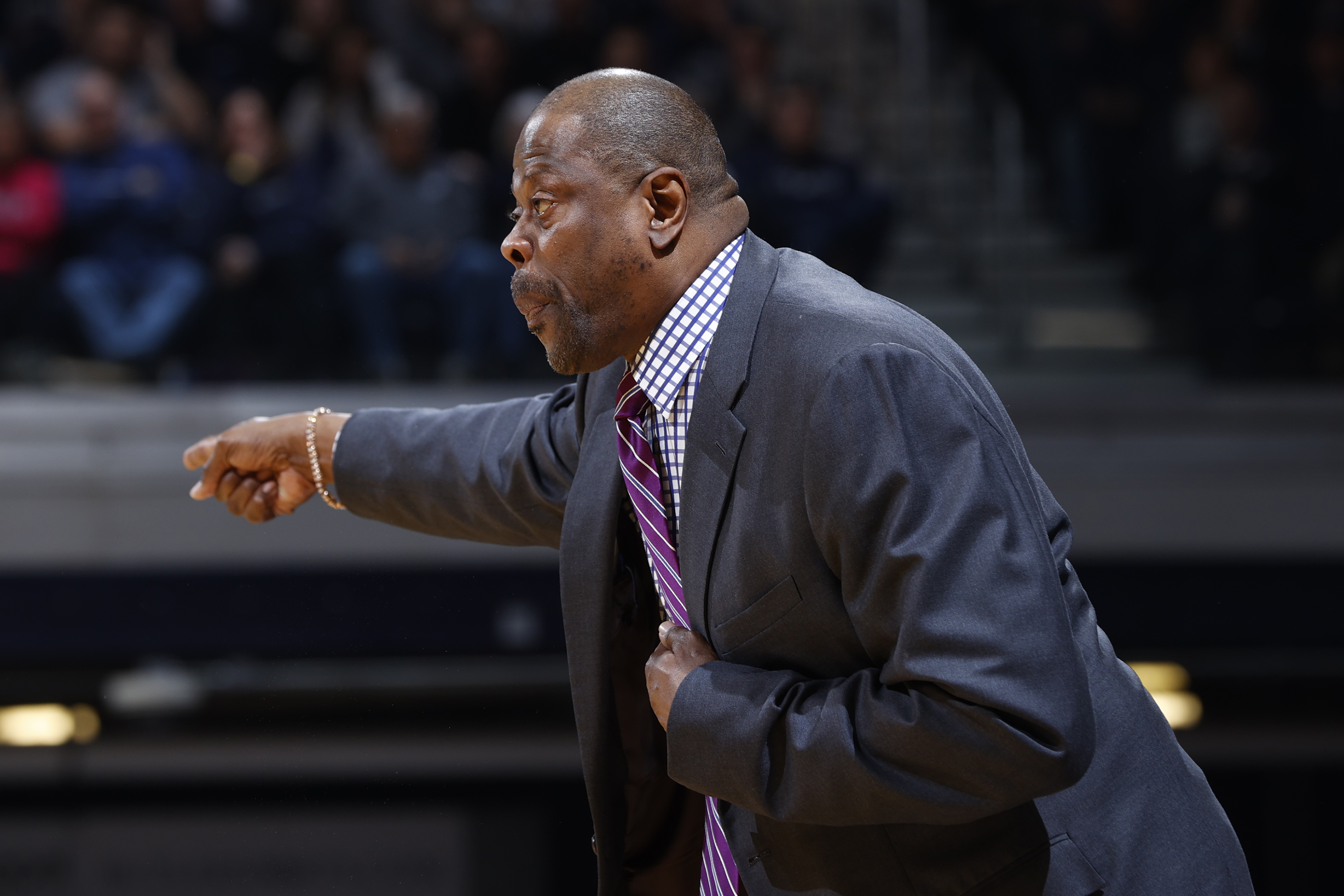 NBA legend Patrick Ewing is recovering at home after testing positive for the coronavirus