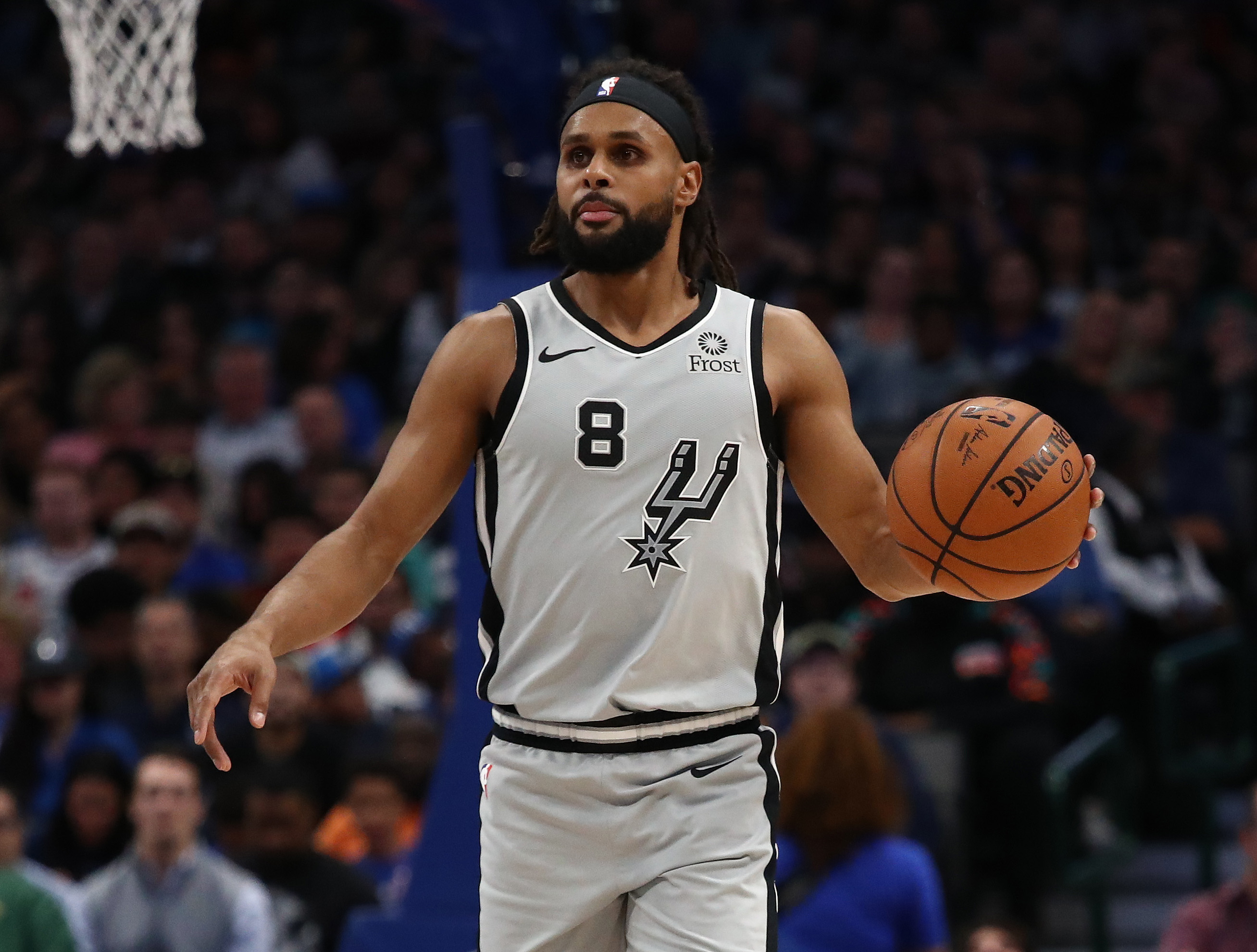 San Antonio Spurs' Patty Mills to donate $1 million NBA salary to Black Lives Matter charities after season restart