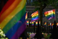 A Pennsylvania mayor calls off an LGBTQ flag-raising at City Hall just minutes before the event