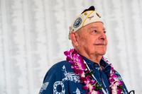 Just 1 of the 3 living Pearl Harbor survivors will be able to attend a ceremony marking the attack's 78th anniversary