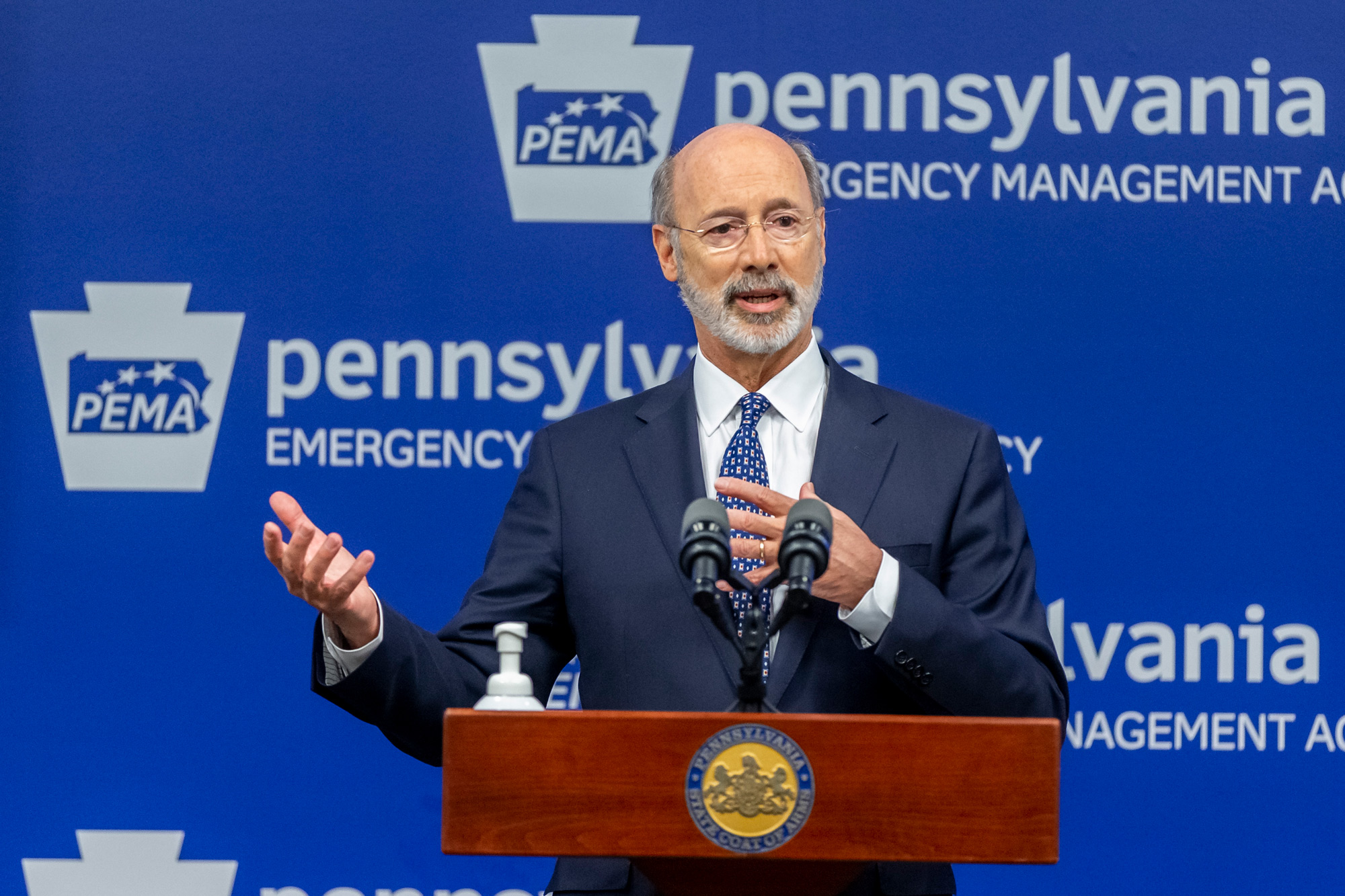 Pennsylvania governor calls for legalizing marijuana as part of Covid-19 economic recovery plan