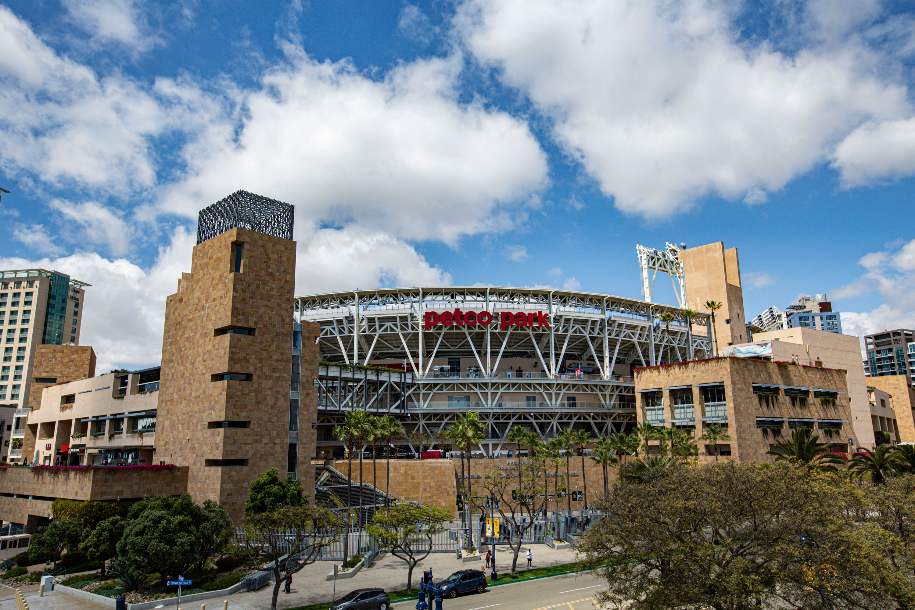 Mother and toddler fall to their deaths at San Diego Padres baseball stadium, police say
