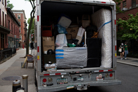 About a fifth of adults in the US have moved due to Covid-19 or know someone who did, a new study shows