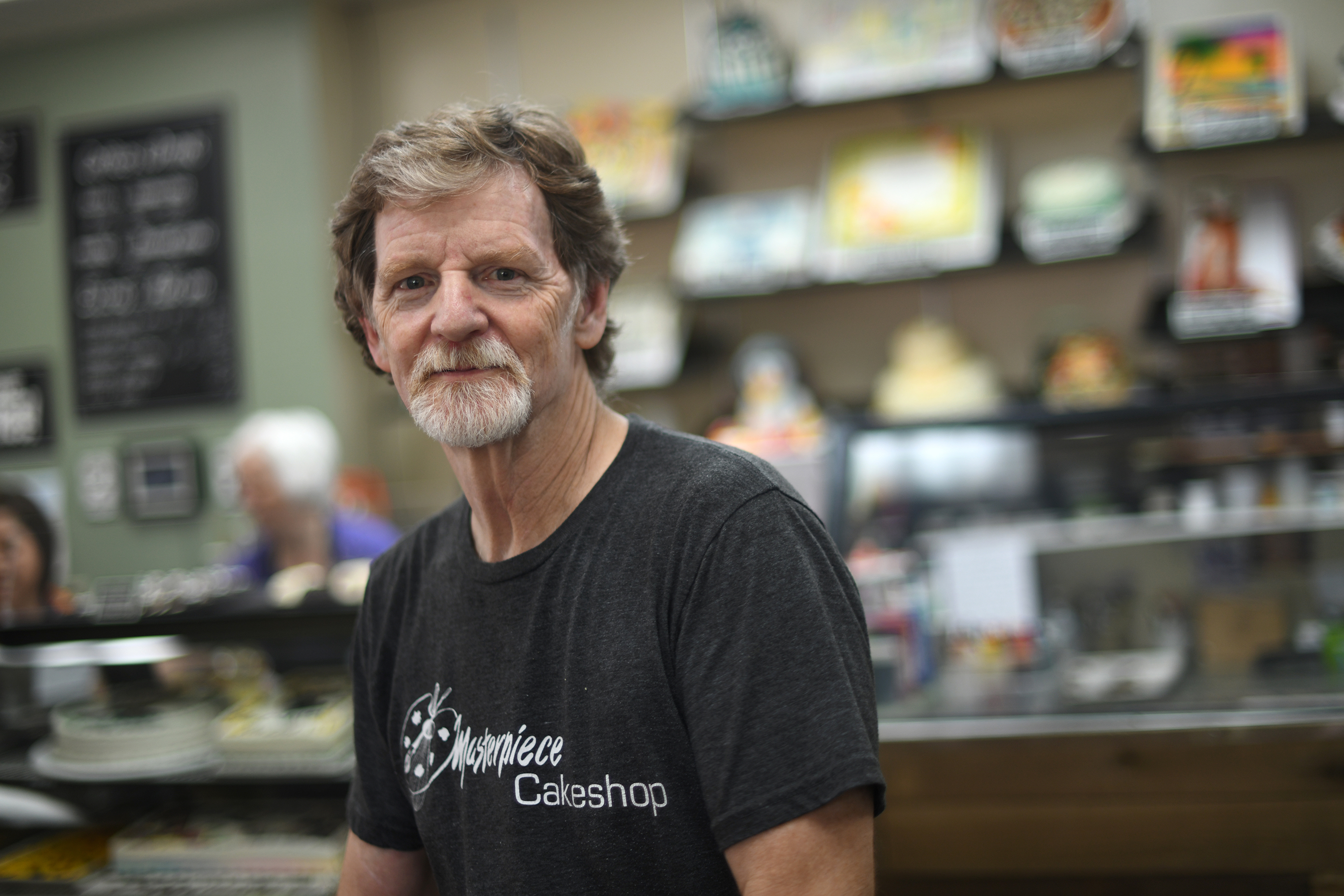 Colorado judge finds Christian baker broke state discrimination law by refusing to bake a birthday cake for a trans woman
