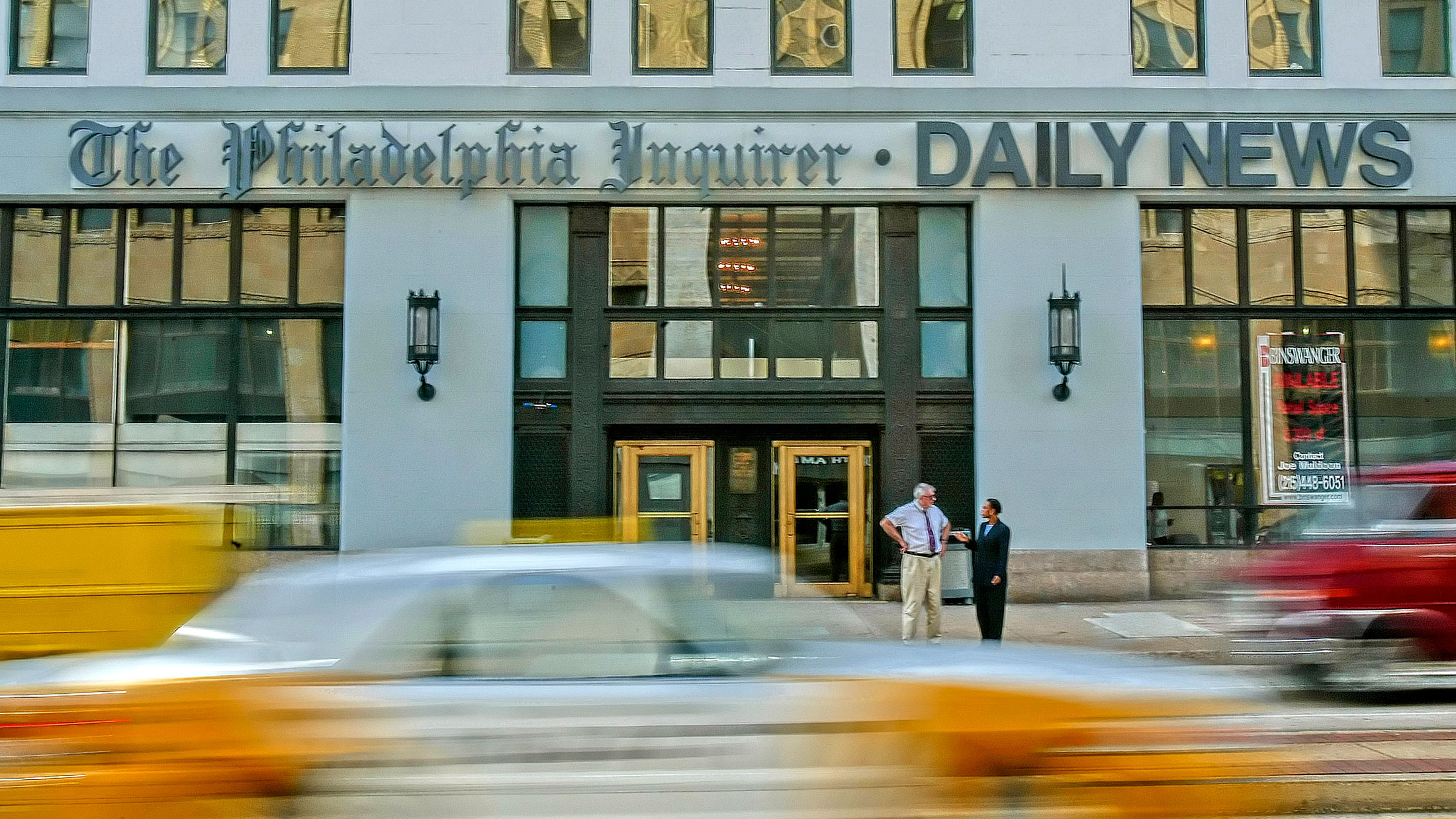 Philadelphia Inquirer journalists call out sick after paper publishes the headline: 'Buildings Matter, Too'