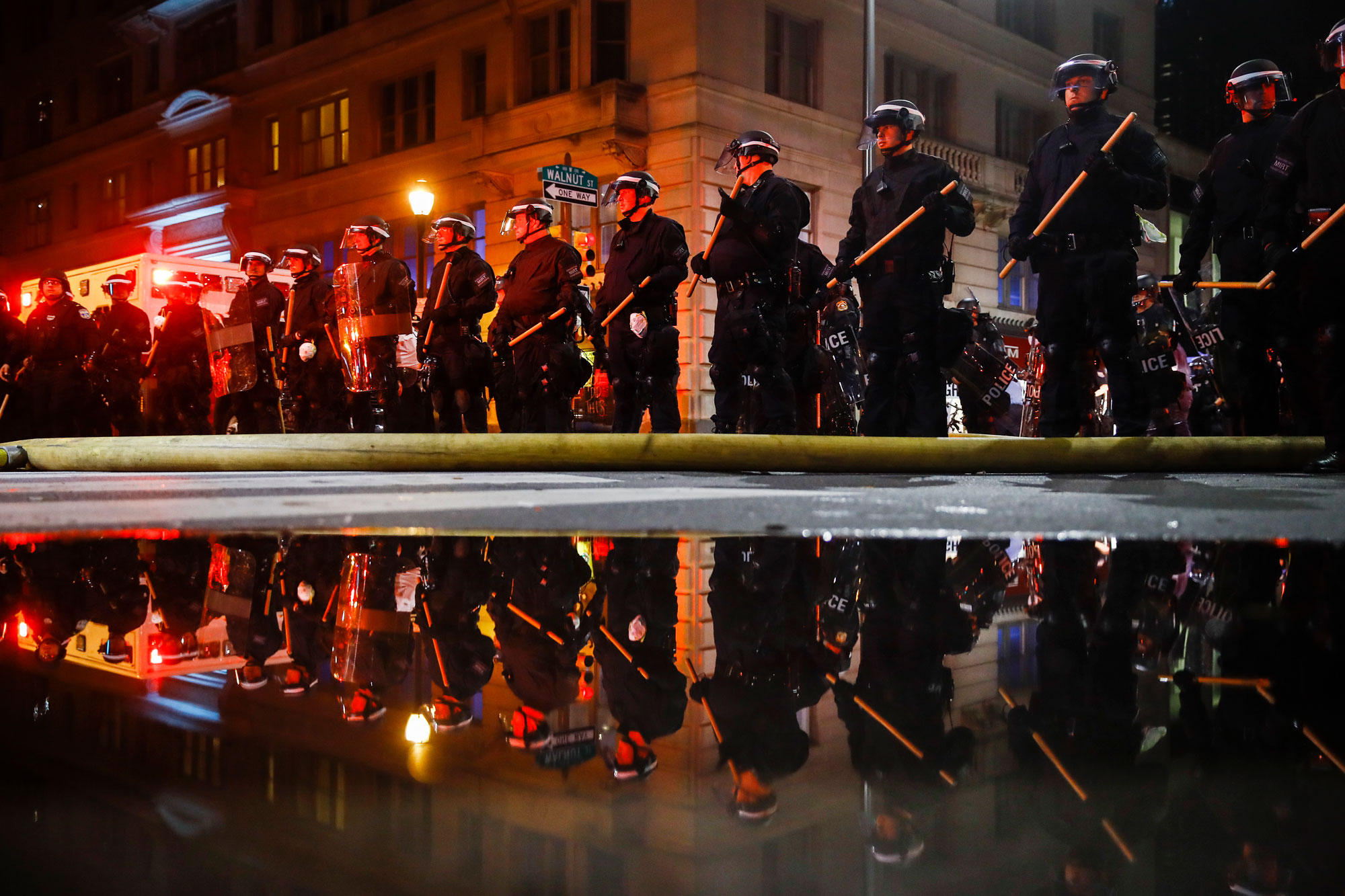After reviewing video, prosecutors charge police inspector instead of protester