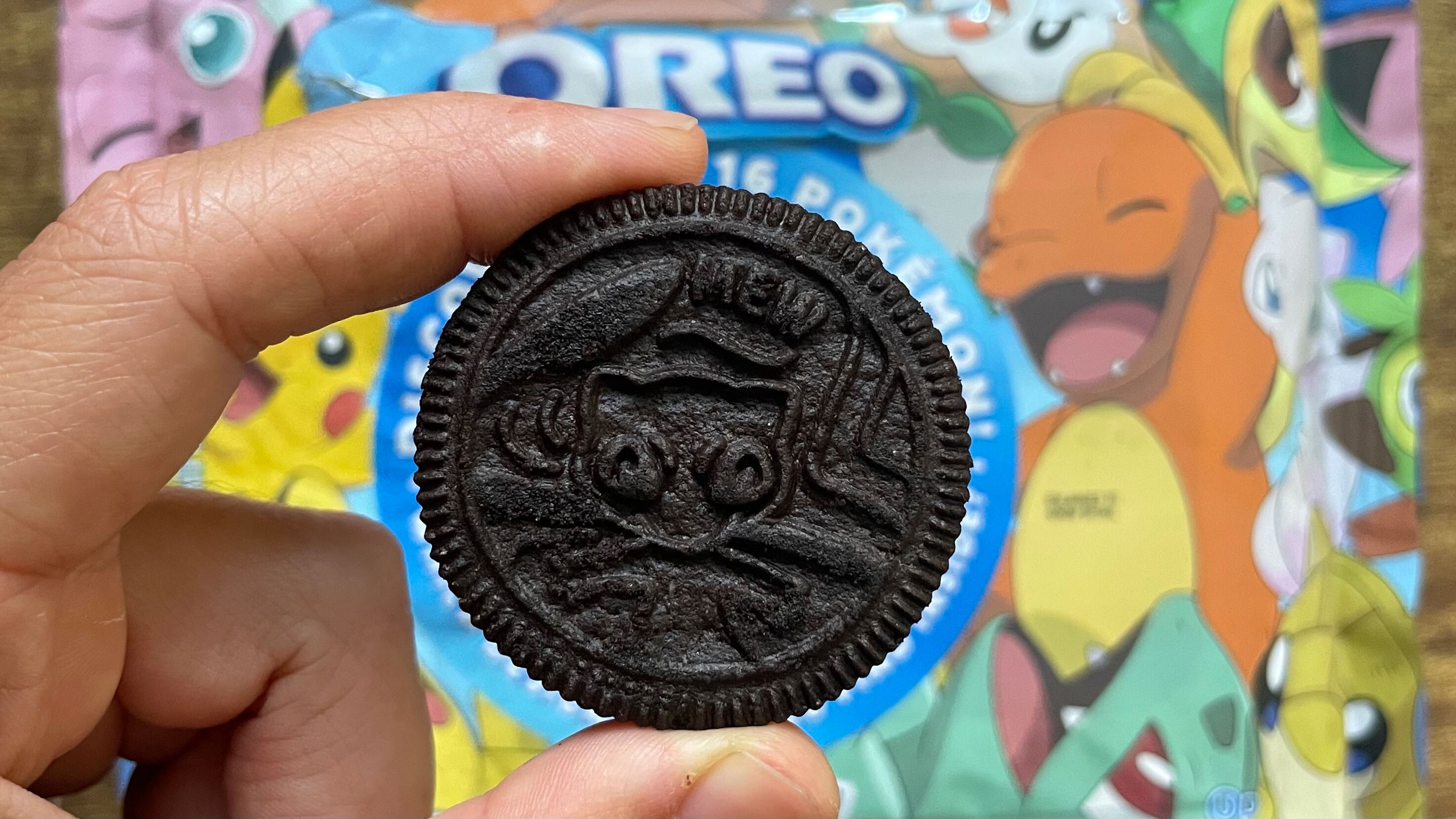 Limited edition Pokémon Oreo cookies are being listed for thousands on eBay