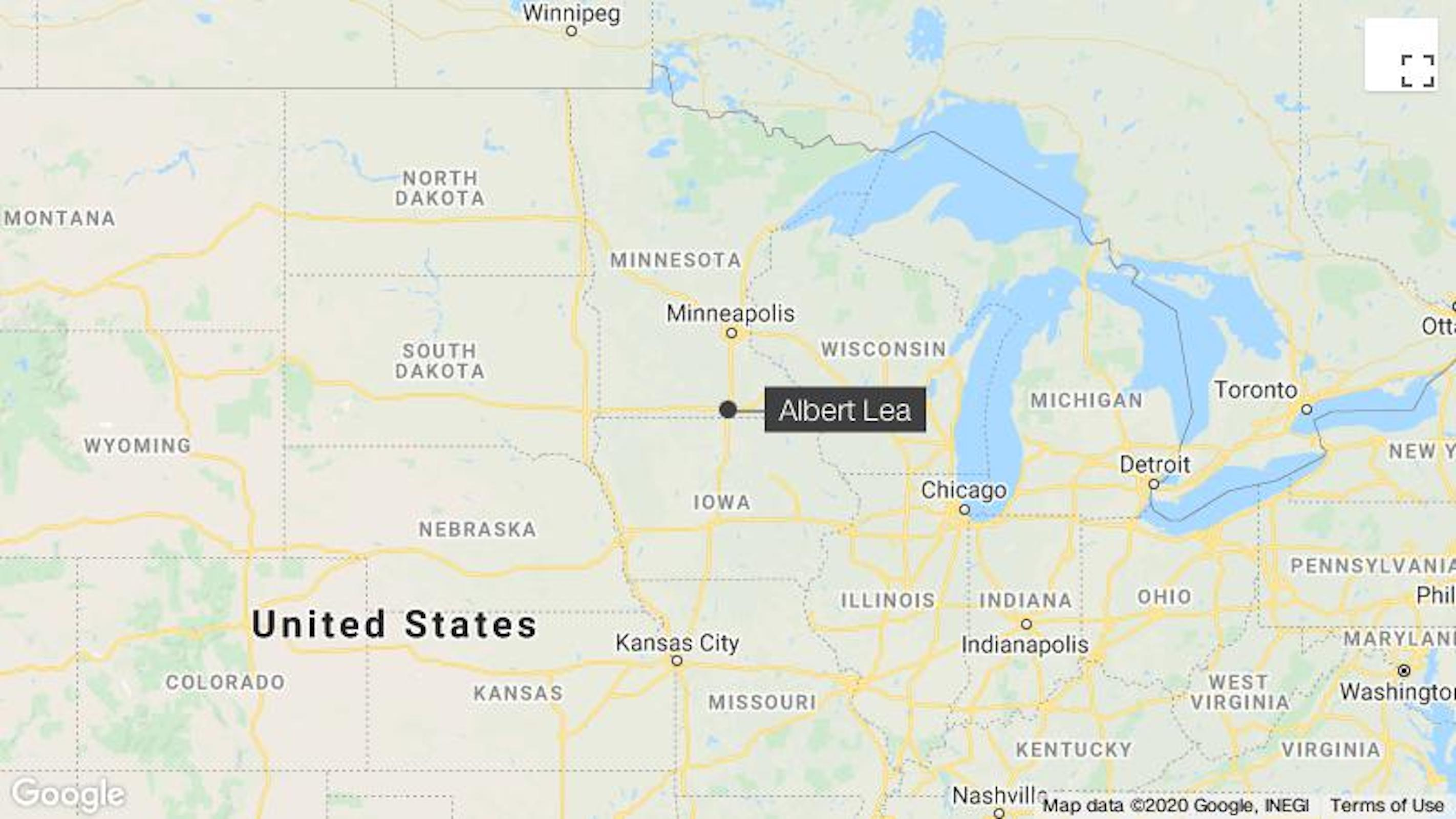 Gunman ambushes police, sparks hours-long standoff at Minnesota apartment complex