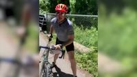Cyclist caught on video assaulting 3 people posting flyers in support of Black Lives Matter arrested