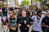Swift and decisive action has been taken against police in major US cities in the past week