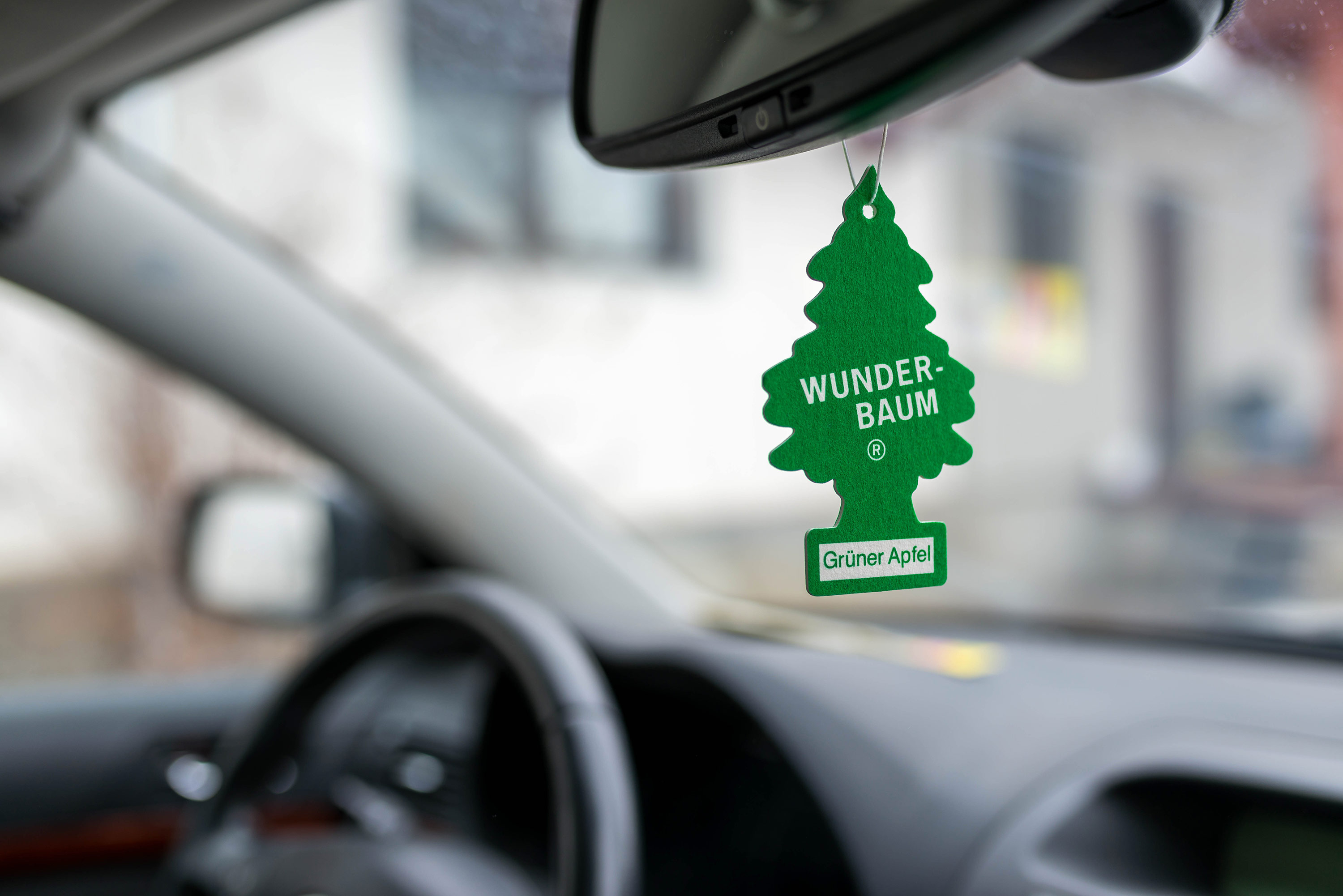 Yes, police can pull you over for hanging an air freshener in your car
