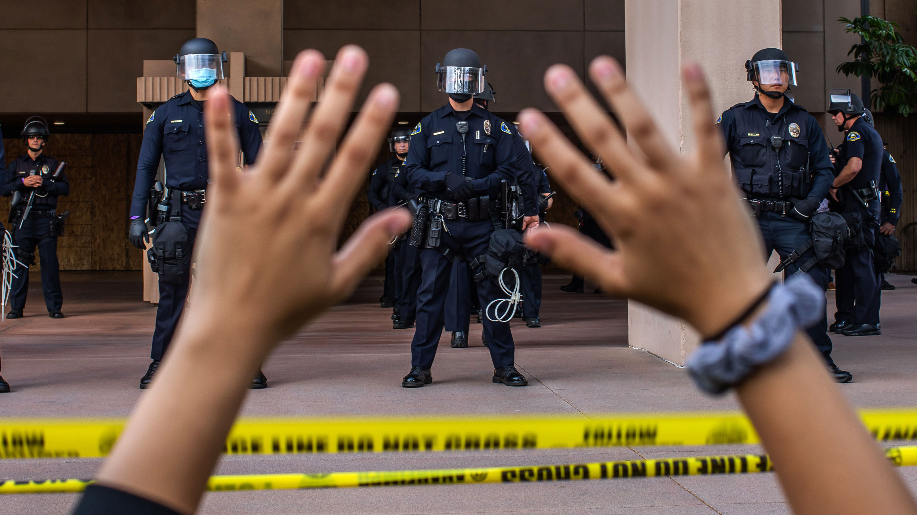 Police unions have helped shield officers from accountability. Now they're facing unprecedented backlash