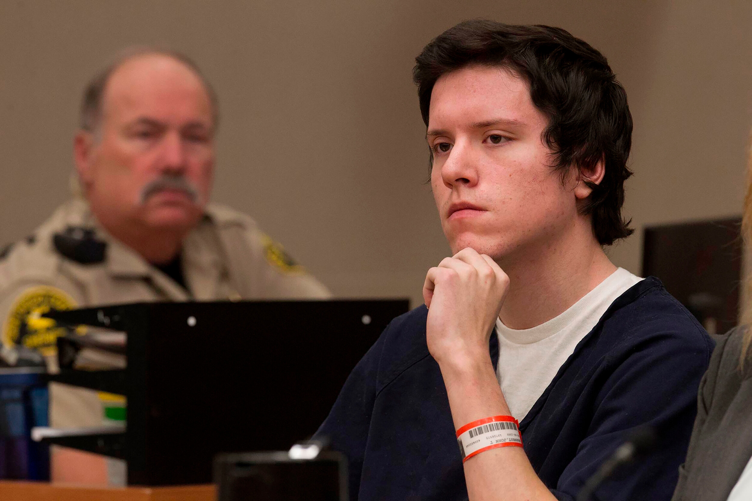 California synagogue shooter sentenced to life in prison without the possibility of parole