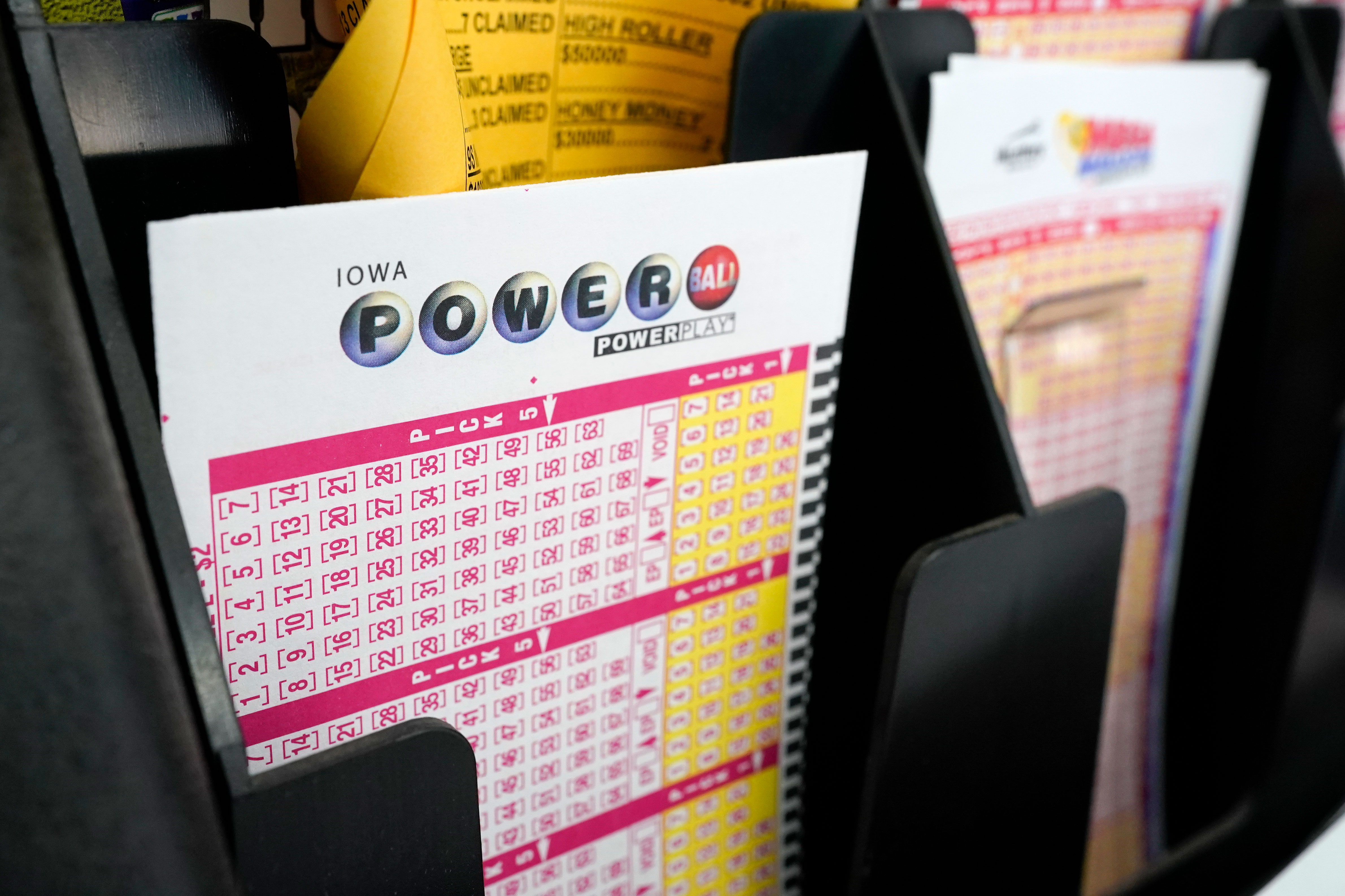 One ticket sold in Maryland wins $731.1 million Powerball jackpot