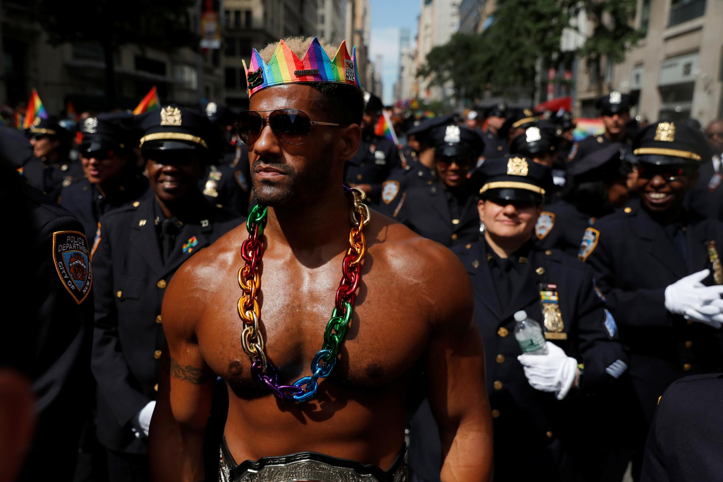 NYC Pride parade organizers ban the NYPD from its events until 2025