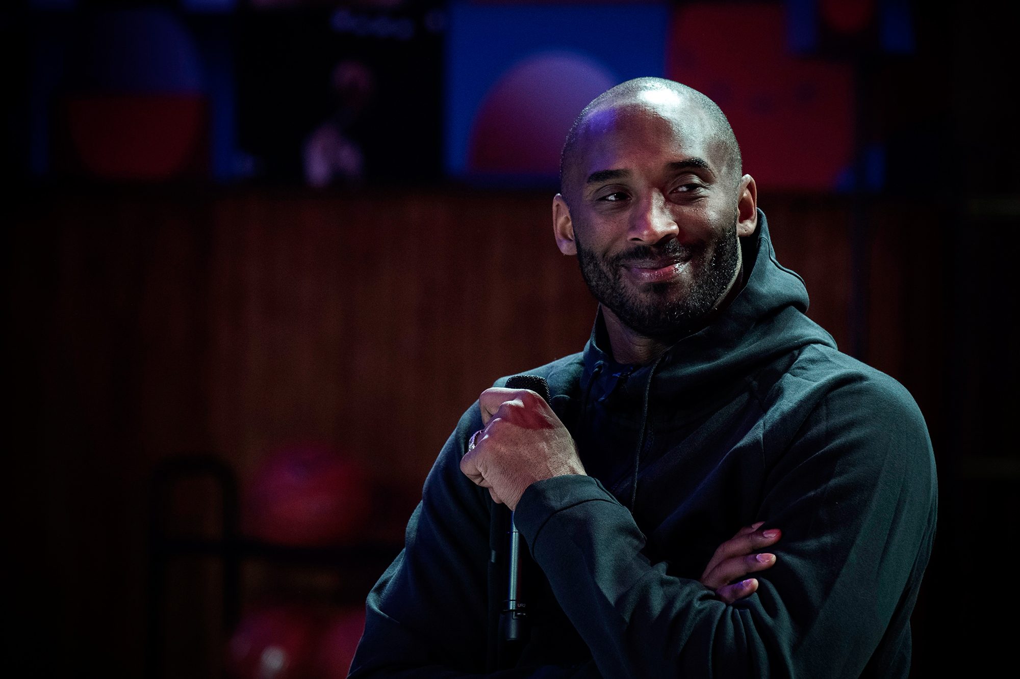 Kobe Bryant stopped by his church hours before his death. His priest says he was 'certainly a man of faith'