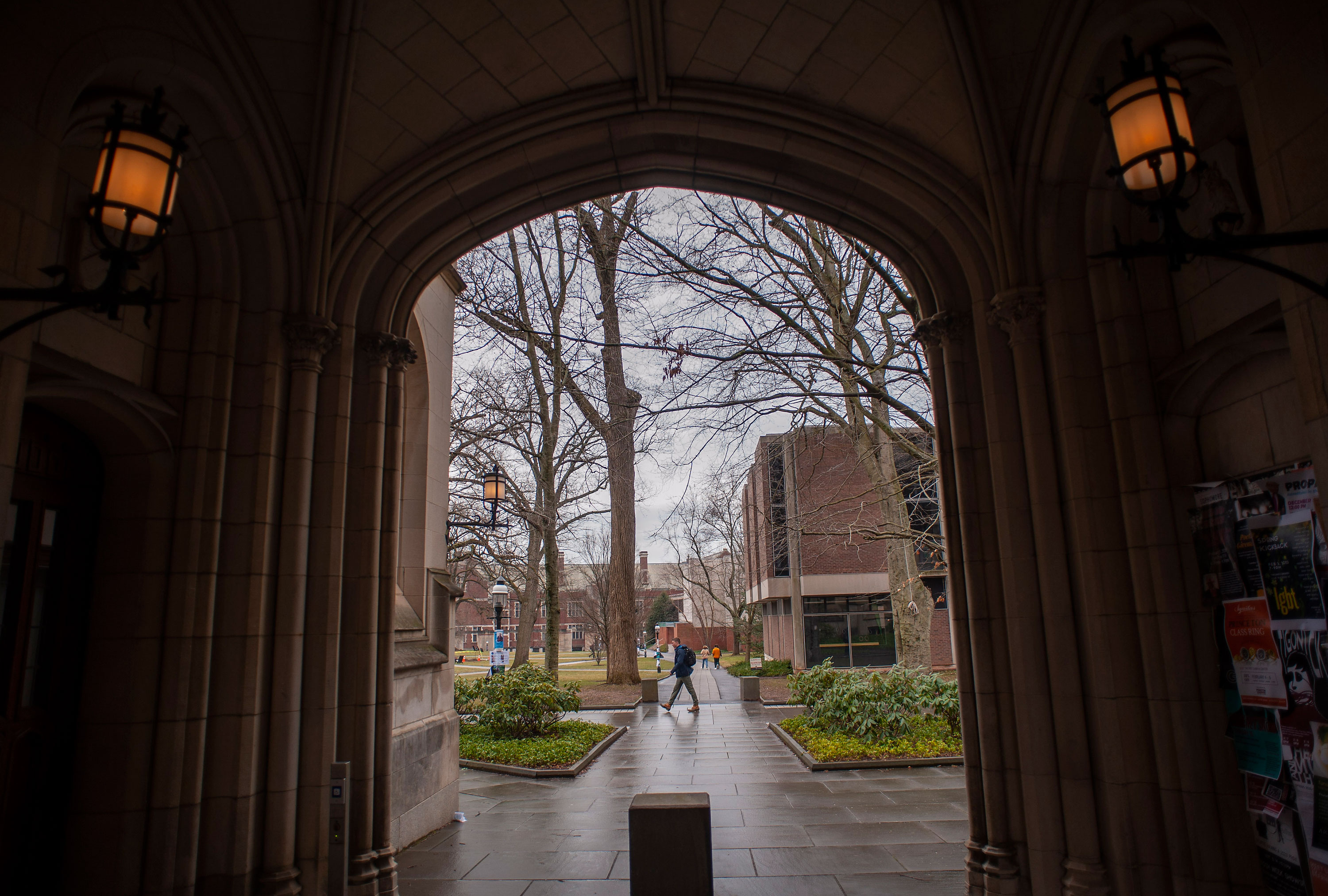 Princeton undergrads can return to campus next semester. They just have to stick to some strict rules