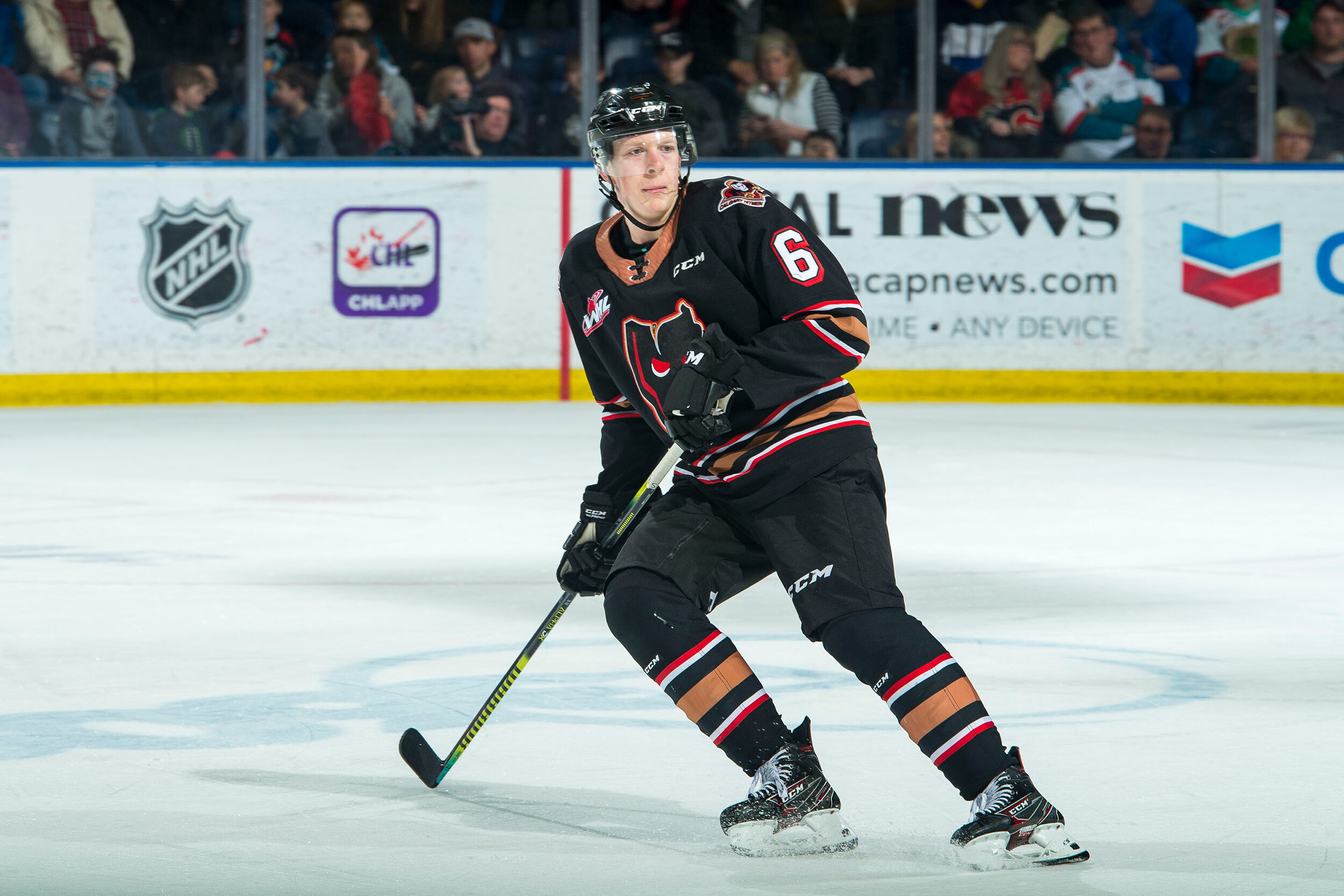 NHL prospect Luke Prokop comes out as gay, in a first for the league