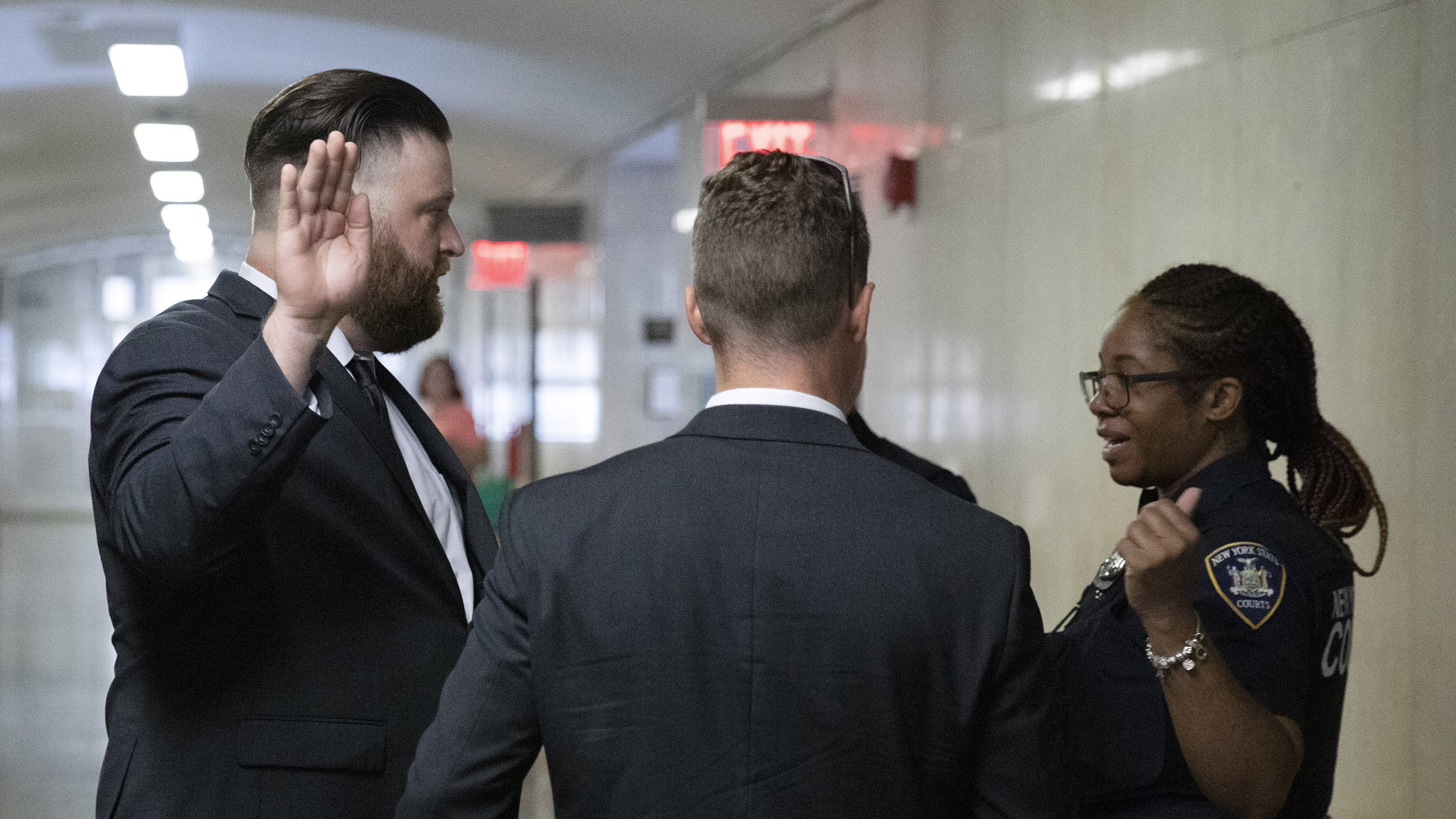 2 Proud Boys members were found guilty of assault in a brawl with Antifa