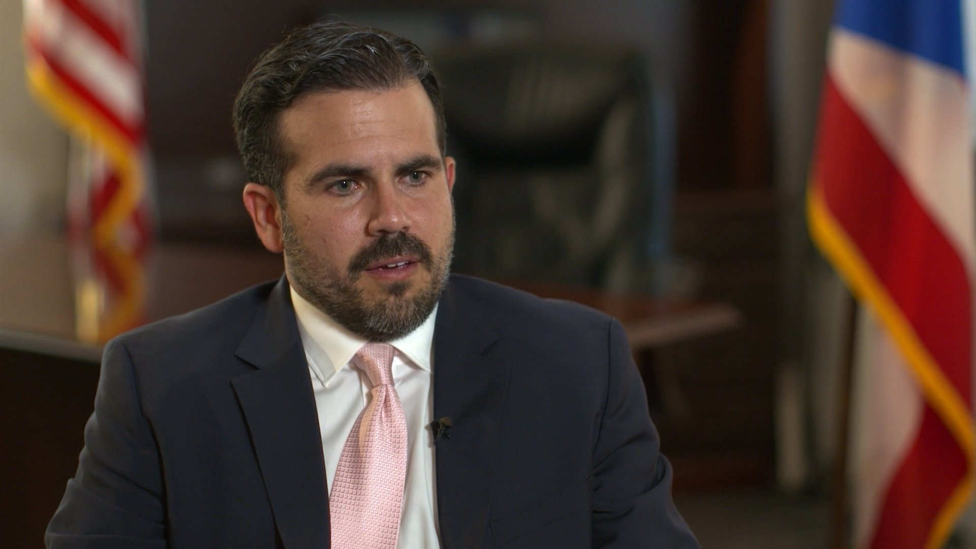 Calls intensify for Puerto Rican governor's resignation following leaked private chats