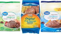 More than 6,000 pounds of frozen meat sold at Walmart is recalled for possible salmonella contamination