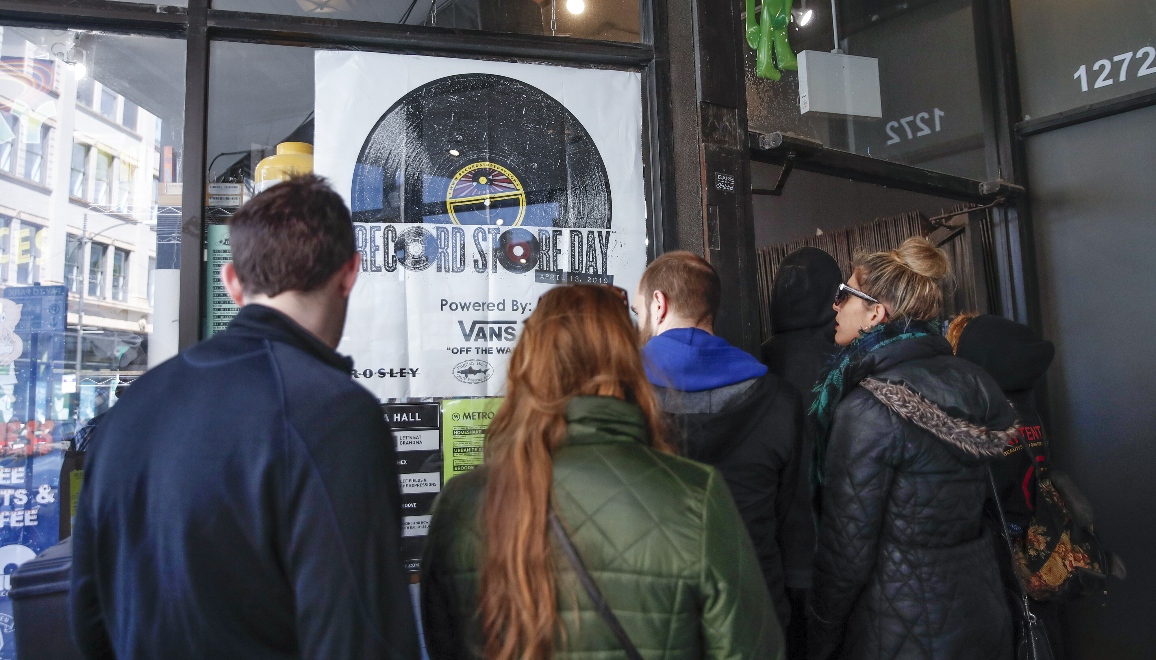 Record Store Day offers a sign of hope for businesses working on their pandemic rebound