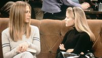 Watch Jennifer Aniston and Reese Witherspoon reenact a scene from 'Friends'