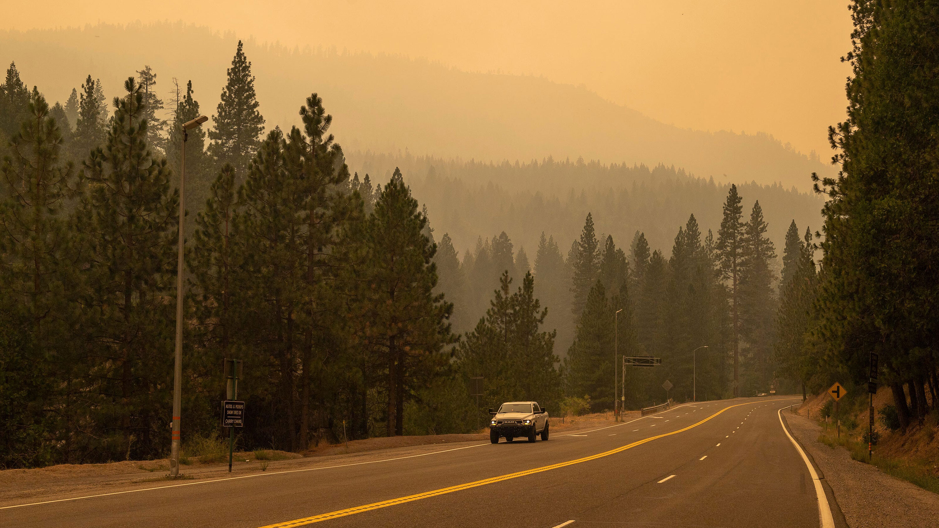 Tahoe, Reno areas have worst air quality in country due to smoke, raising concerns about a Covid surge