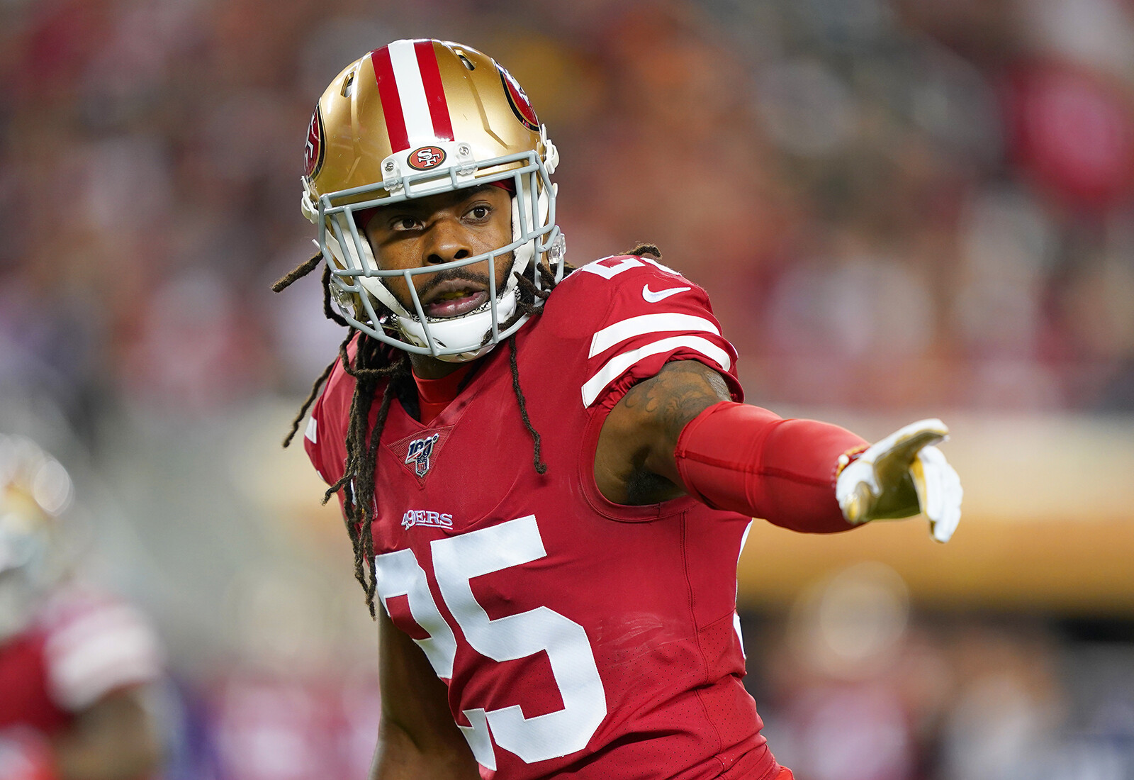 Richard Sherman says he is remorseful for actions that led to his arrest, pleads not guilty to misdemeanors