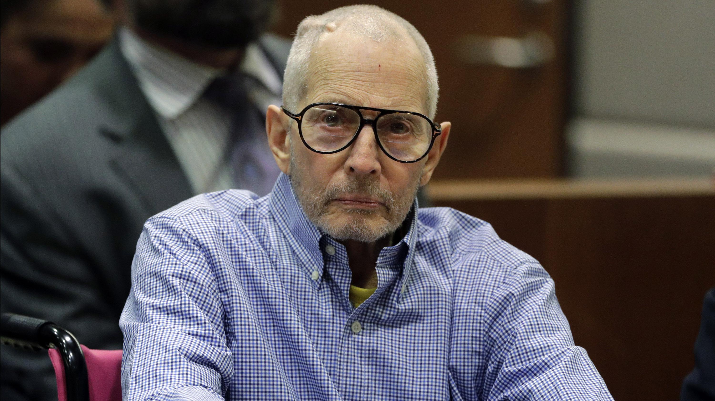 Robert Durst's murder trial has been postponed until April 2021