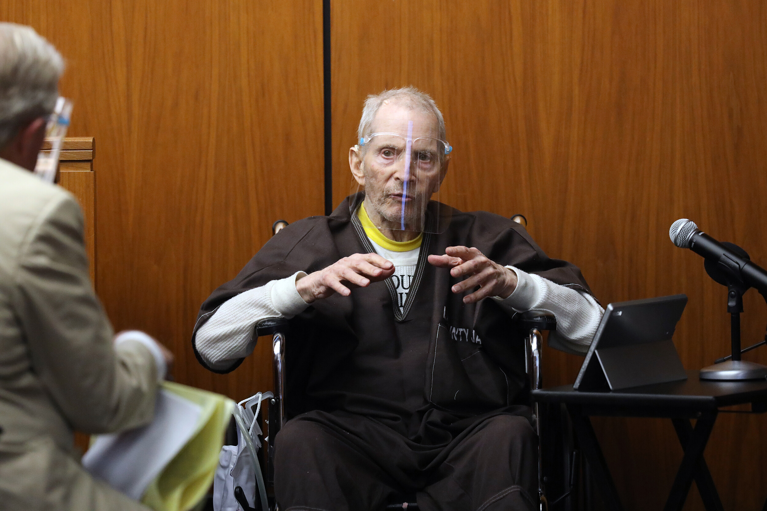 Robert Durst, eccentric figure made infamous in 'The Jinx,' sentenced to life without parole for first-degree murder of best friend