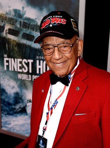 Image for Robert Friend, one of the original Tuskegee Airmen, dies at 99