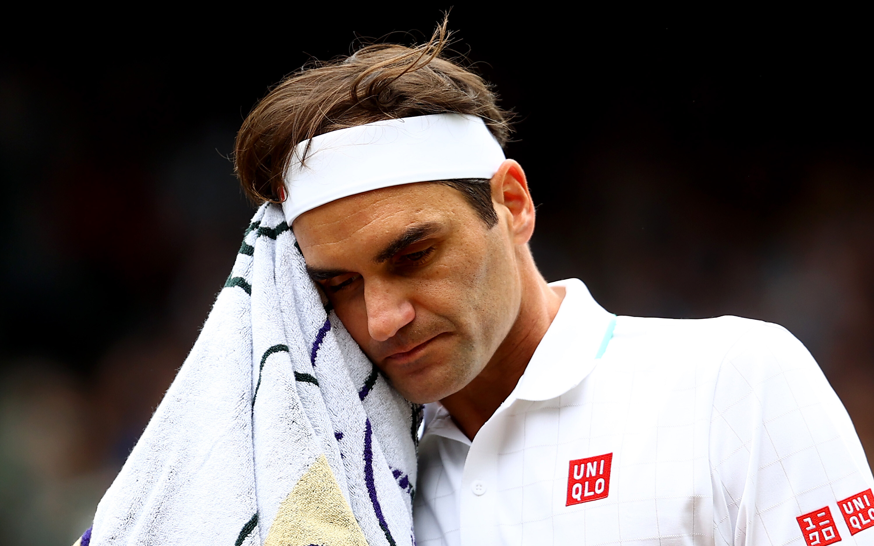 Tennis great Roger Federer pulls out of Olympics, citing knee injury