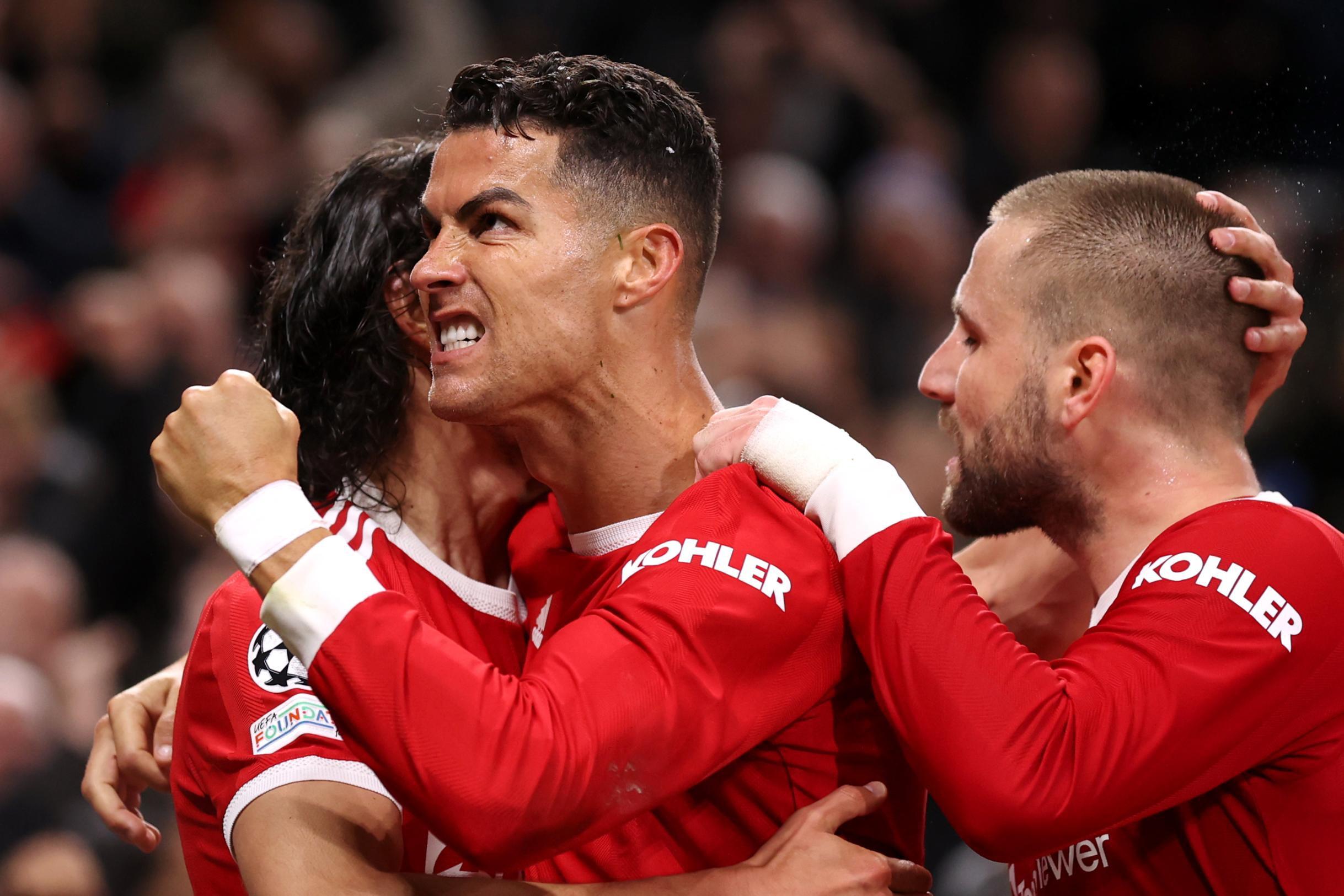 Cristiano Ronaldo completes stunning Manchester United comeback against Atalanta