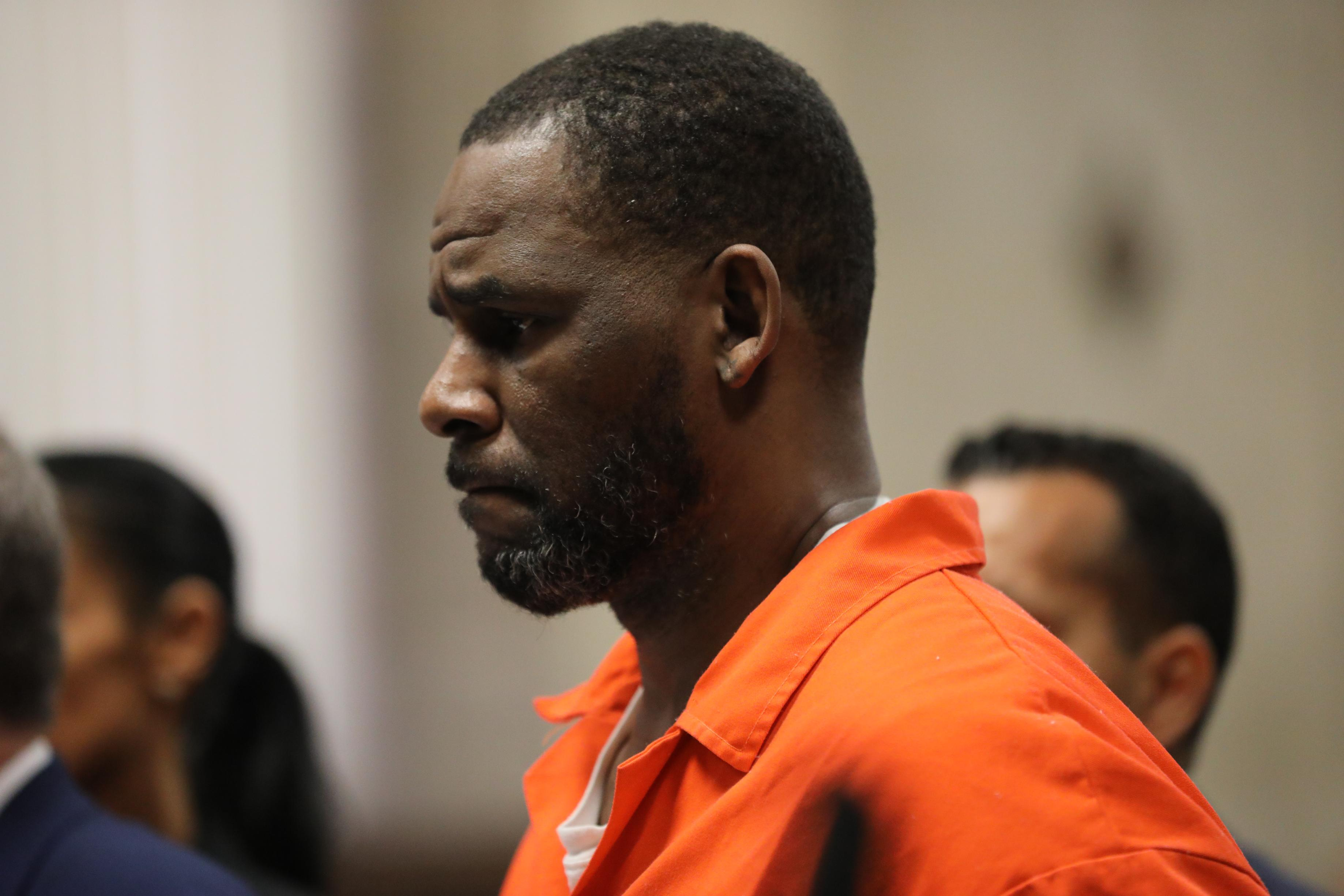 3 men believed to be connected to R. Kelly charged with trying to harass, threaten and bribe alleged victims