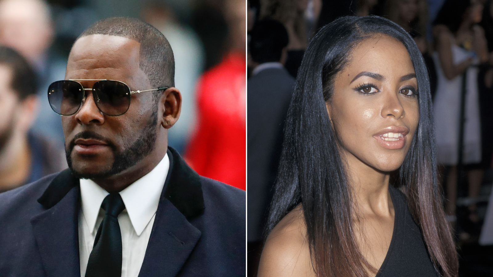 NYT: R. Kelly used bribes to marry Aaliyah when she was 15, charges allege