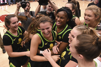 Sabrina Ionescu makes history just hours after speaking at the memorial for Kobe and Gianna Bryant