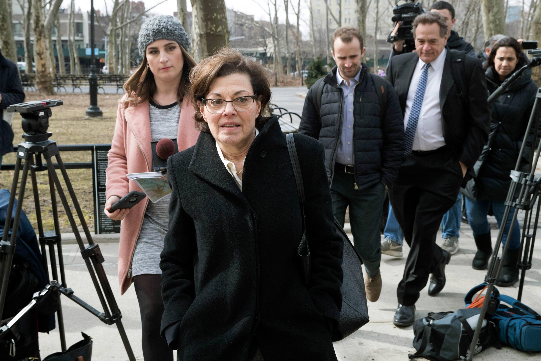 Nxivm co-founder Nancy Salzman sentenced to 3 1/2 years in prison