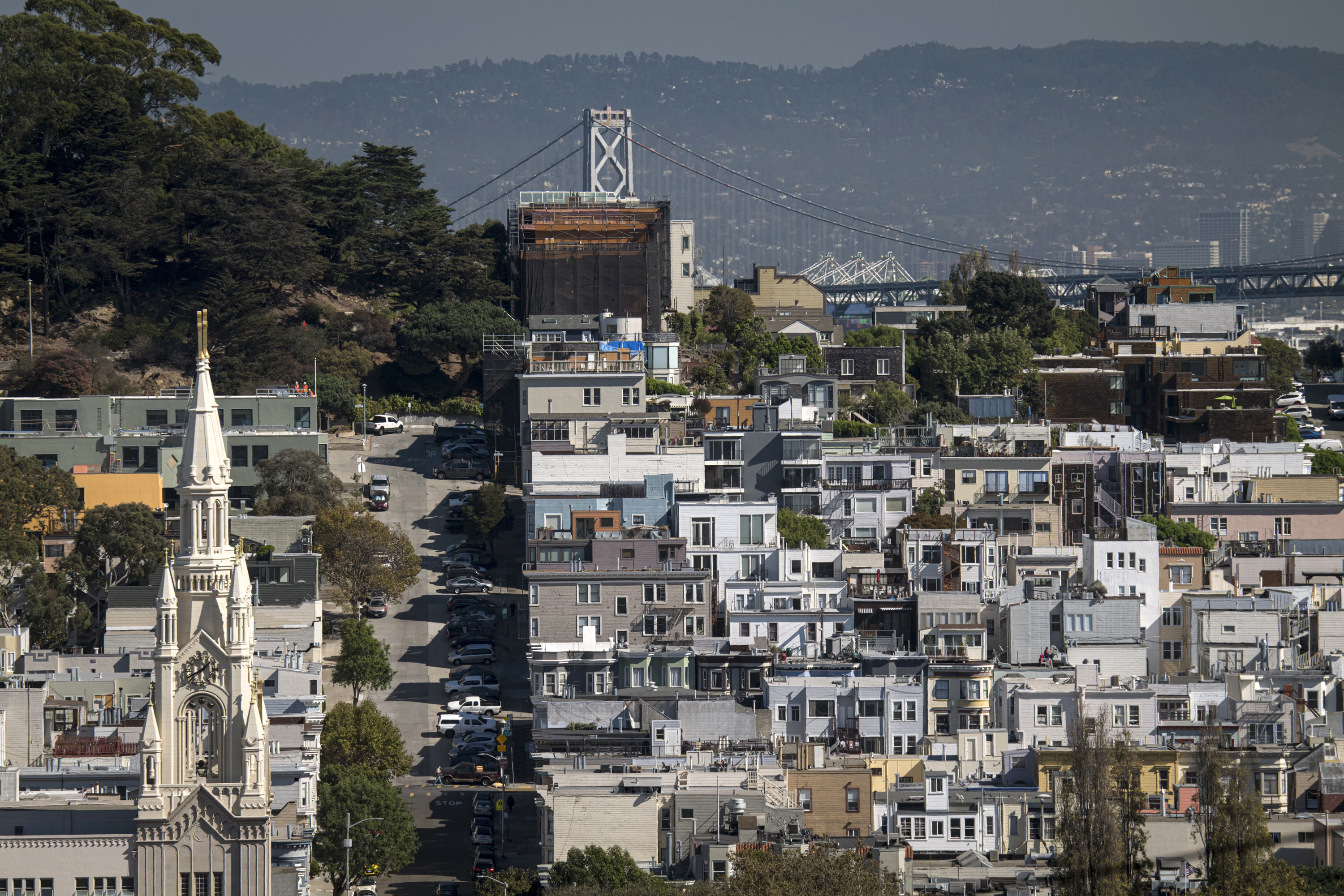 San Francisco votes to ban smoking inside apartments, with exception for weed