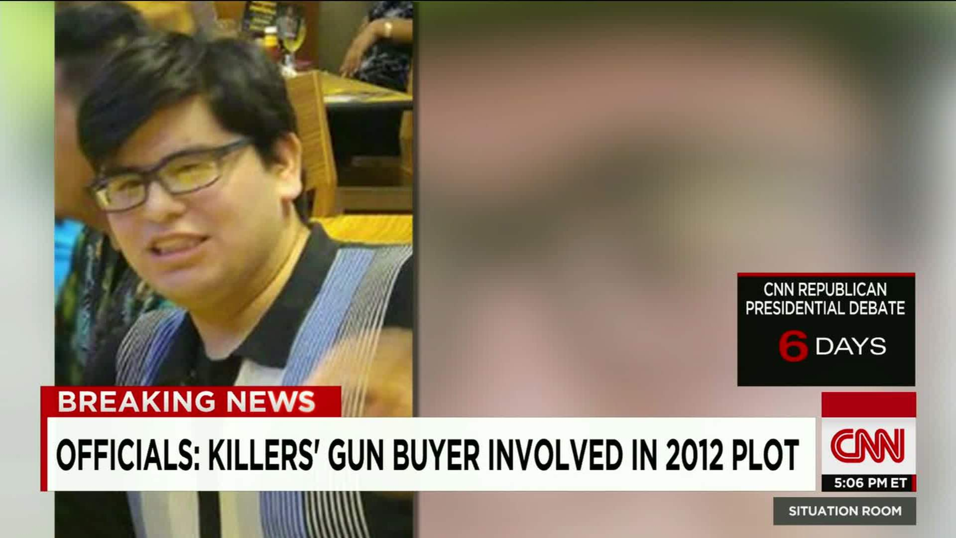 Man who bought guns used by San Bernardino terrorists sentenced to 20 years in federal prison