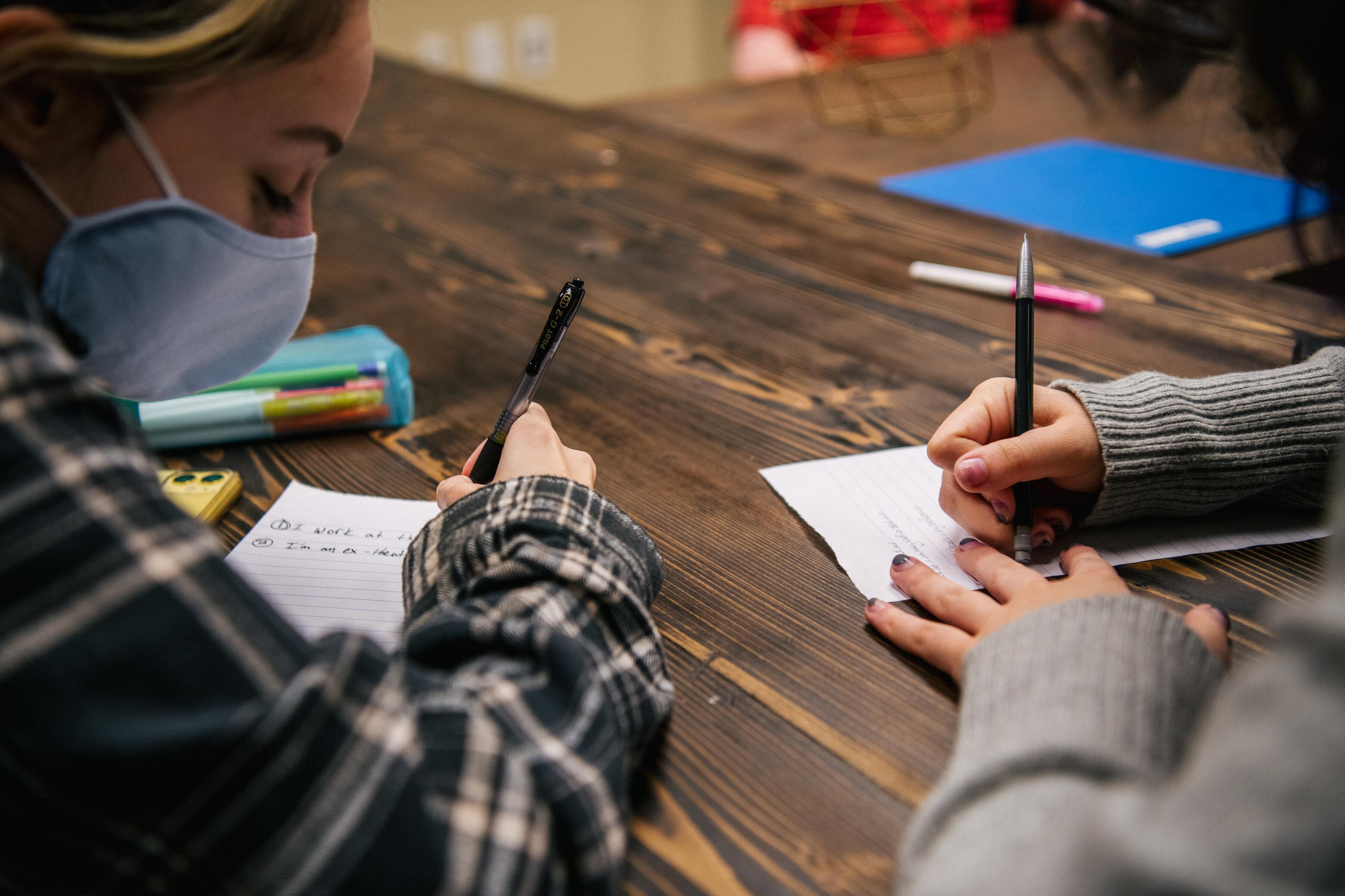 States sound alarm over Covid-19 outbreaks among school kids