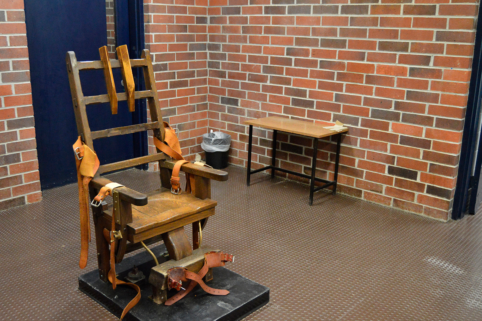 South Carolina may become the fourth state to allow executions by firing squad