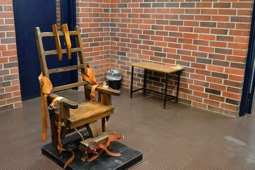 Image for South Carolina may become the fourth state to allow executions by firing squad