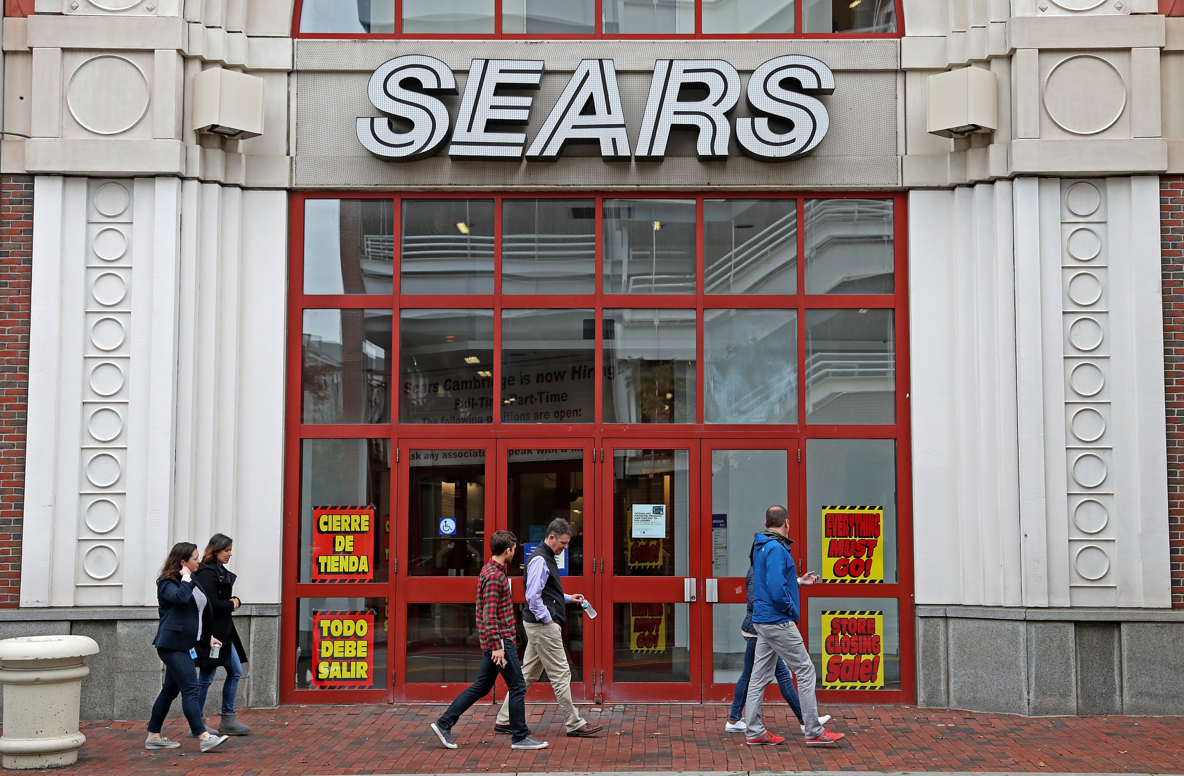 Sears' future is still in doubt a year after bankruptcy filing