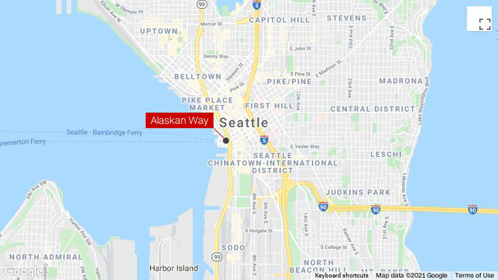 11 people rescued after boat overturns in Seattle