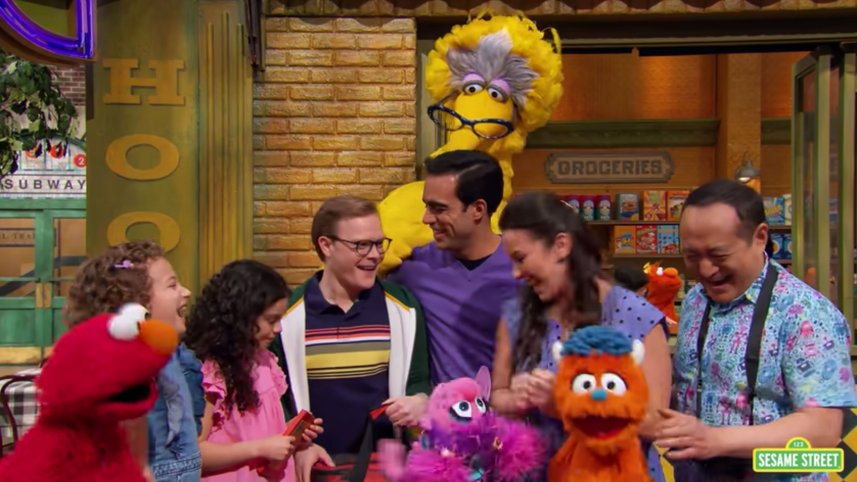 Sesame Street introduces family with two gay dads during Pride Month