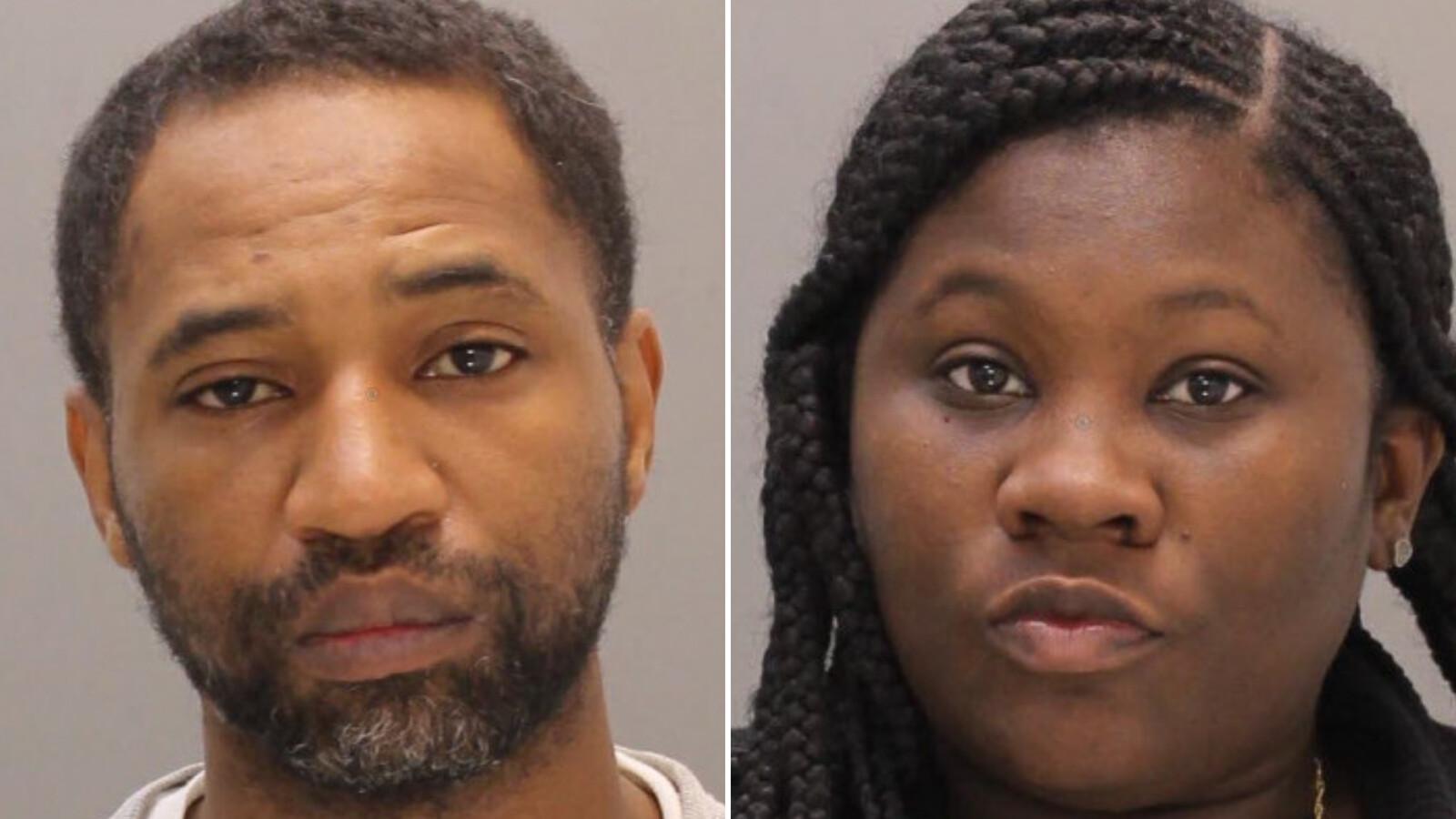 A couple convicted of assaulting a Sesame Place worker after a mask dispute has been sentenced to prison