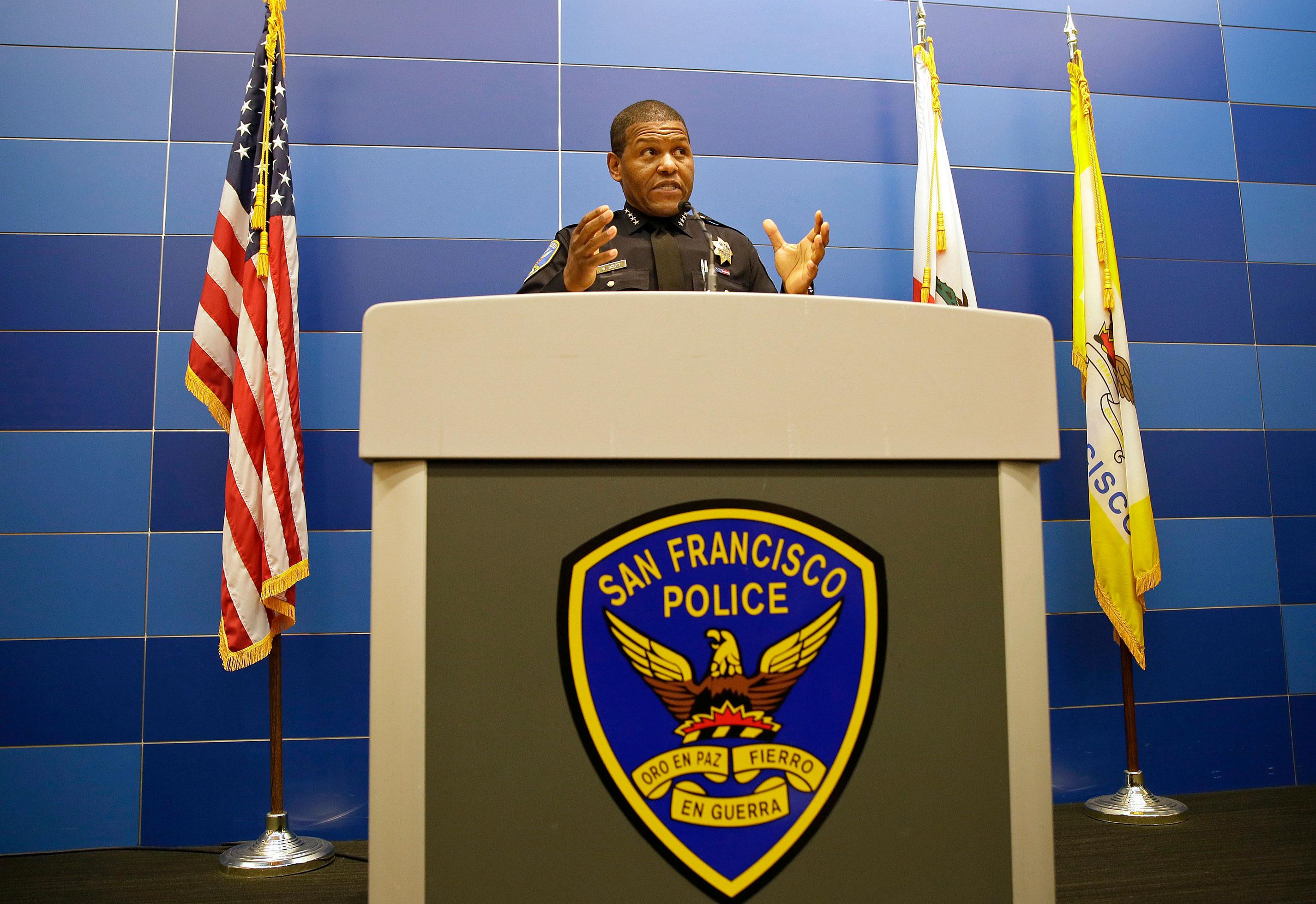 San Francisco Police Department will stop releasing most mug shots to combat racial bias