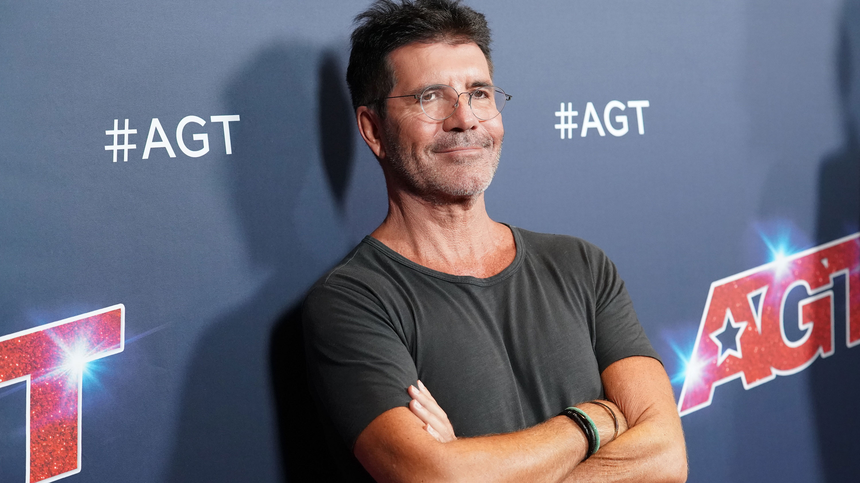Simon Cowell broke his back falling off an electric bicycle
