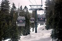 Ski resort patrol member dies on trail